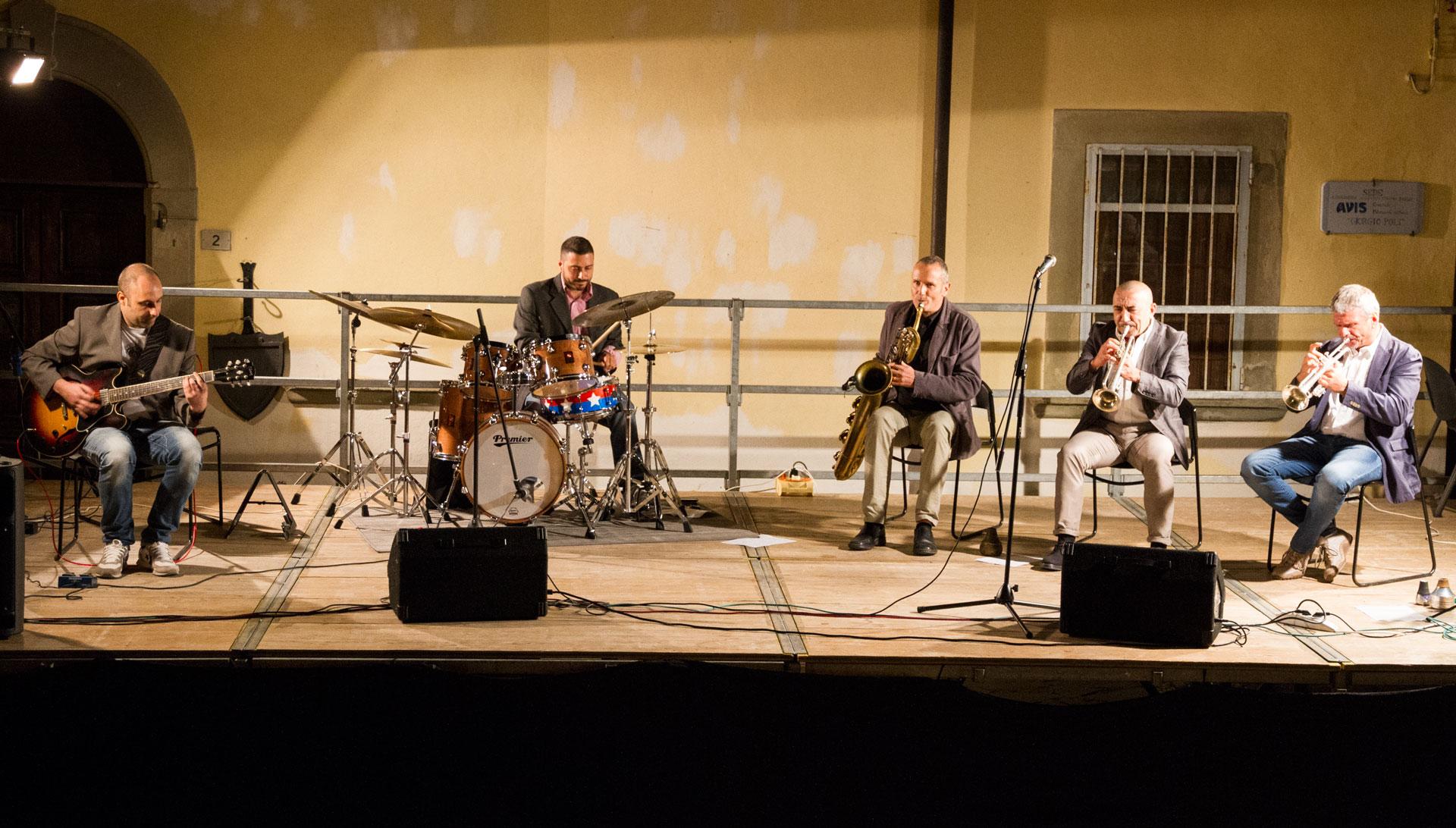 31 Luglio - Musei in Musica Franco Baggiani Ensemble Palazzuolo sul Senio