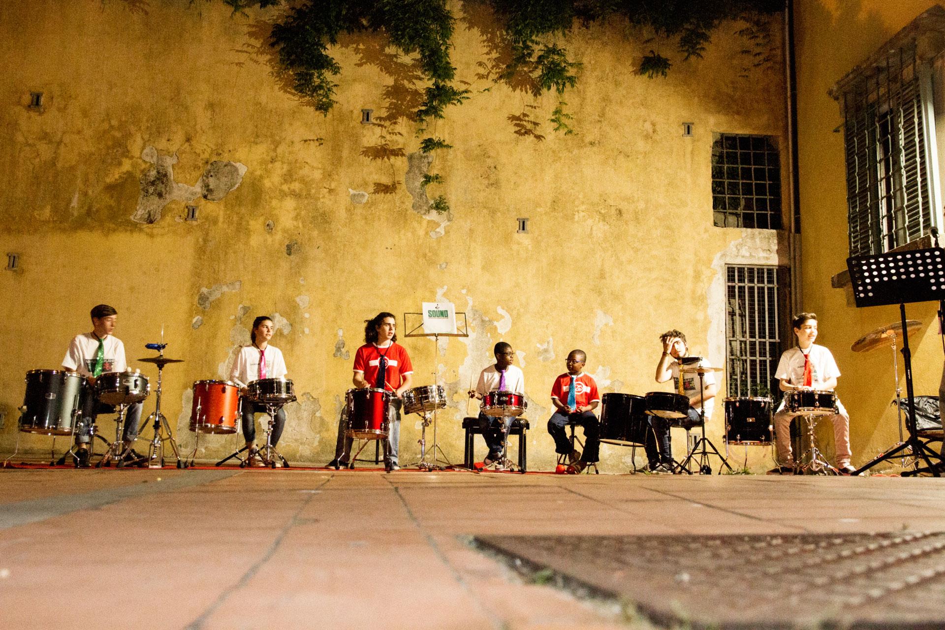 Musica a San Piero a Sieve