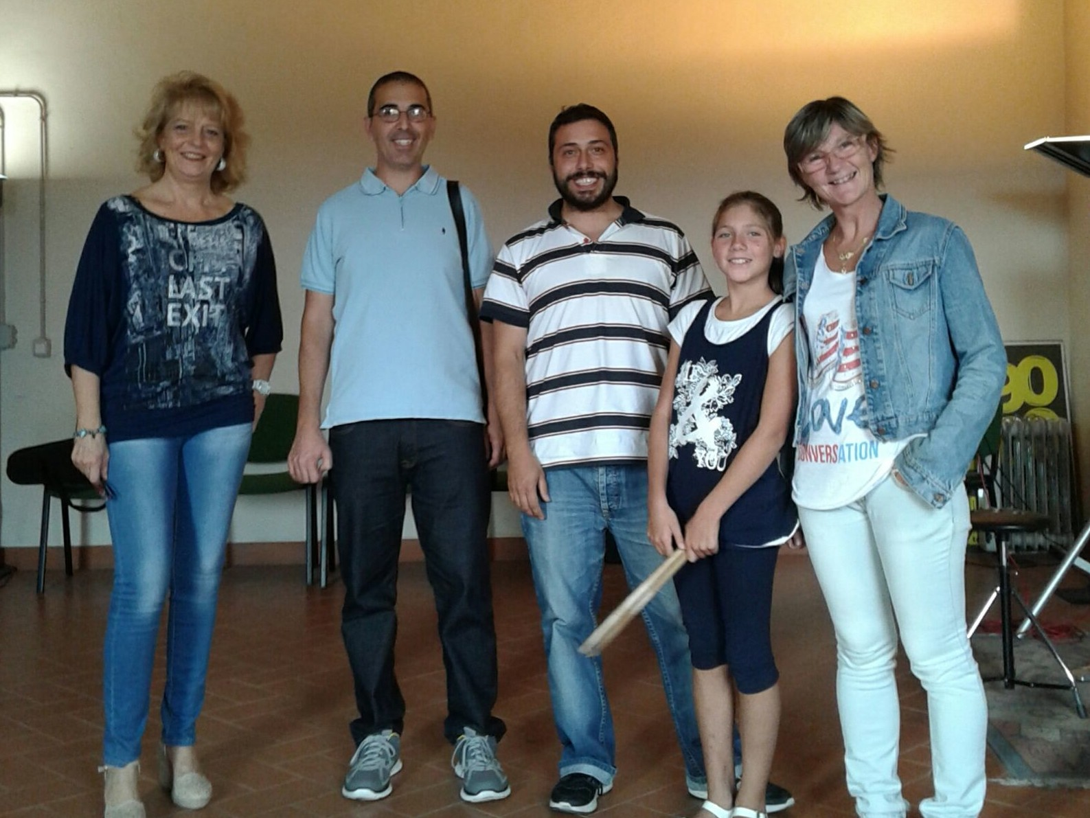 12 Settembre ore 16 Open Day Barberino e San Piero a Sieve