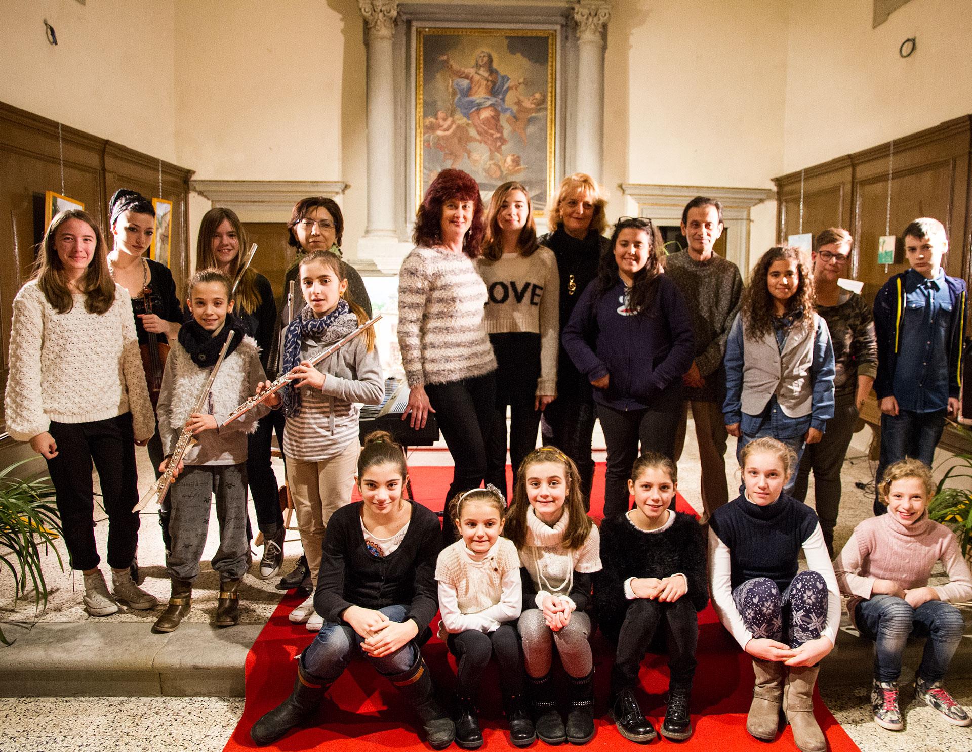 San Piero a Sieve Saggio di Natale Oratorio della Compagnia
