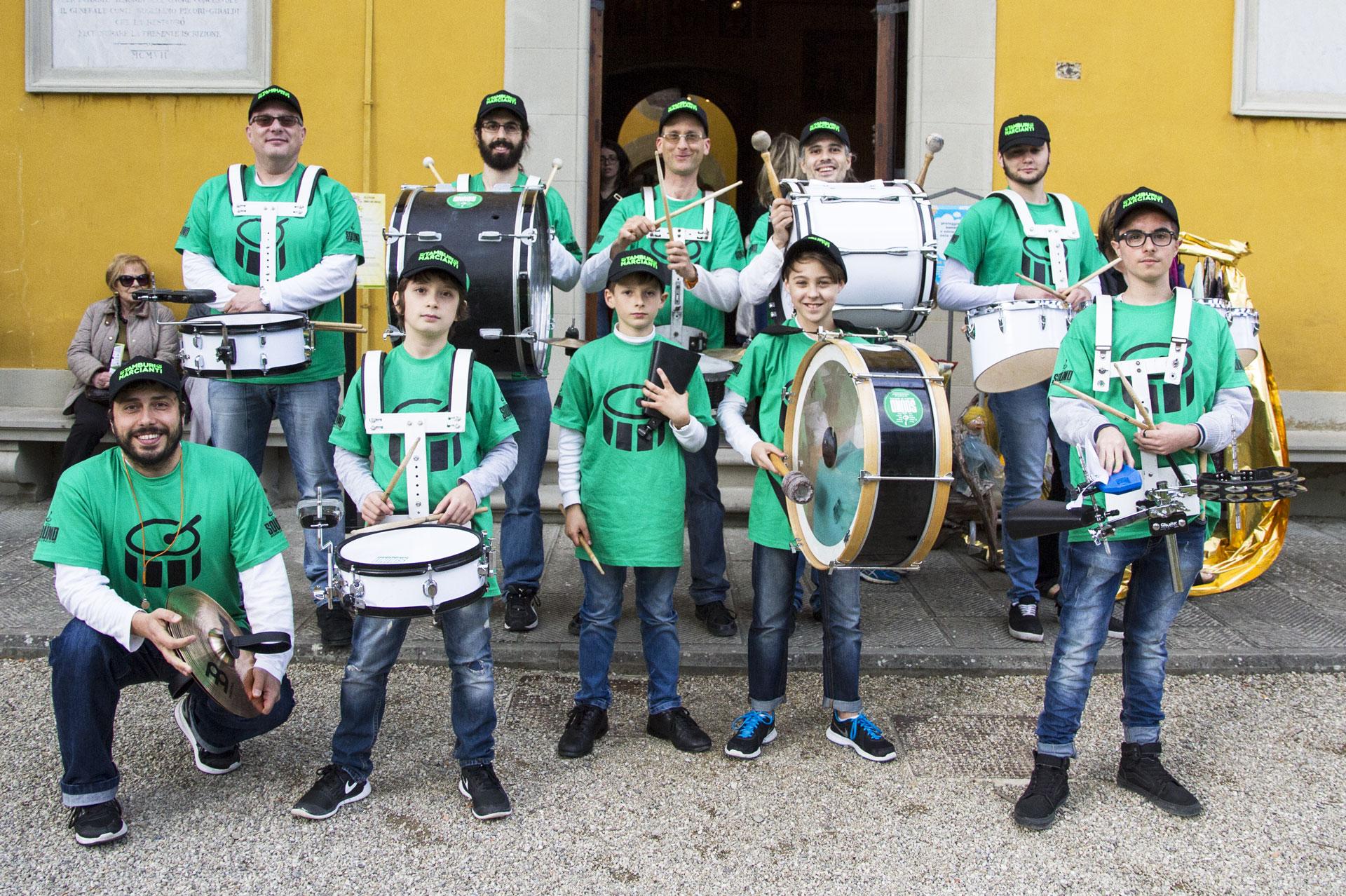 Tamburi Marcianti